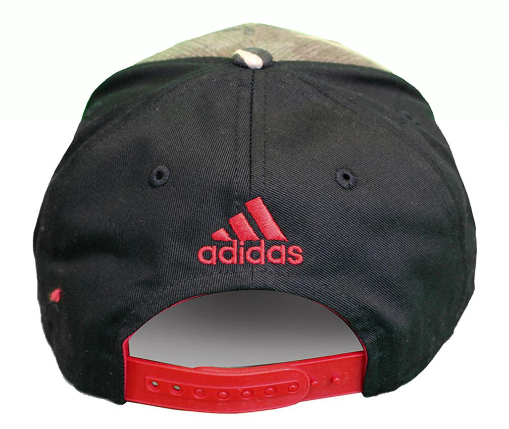f161d7f2baebc ... Adidas Nebraska Camo Hat - HT-B3628