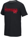 Adidas Nebraska Football Ultimate Sideline Grind Tee Nebraska Cornhuskers, Nebraska  Mens T-Shirts, Huskers  Mens T-Shirts, Nebraska  Mens, Huskers  Mens, Nebraska  Short Sleeve, Huskers  Short Sleeve, Nebraska Adidas Nebraska Football Ultimate Sideline Grind Tee, Huskers Adidas Nebraska Football Ultimate Sideline Grind Tee