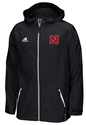 Adidas Nebraska Full Zip Woven Sideline Jacket Nebraska Cornhuskers, Nebraska  Mens Sweatshirts, Huskers  Mens Sweatshirts, Nebraska  Mens, Huskers  Mens, Nebraska  Zippered, Huskers  Zippered, Nebraska  Mens Outerwear, Huskers  Mens Outerwear, Nebraska  Mens, Huskers  Mens, Nebraska Adidas Nebraska Full Zip Woven Sideline Jacket, Huskers Adidas Nebraska Full Zip Woven Sideline Jacket
