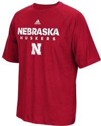 Adidas 2017 Nebraska Huskers Starter Tee Nebraska Cornhuskers, Nebraska  Mens T-Shirts, Huskers  Mens T-Shirts, Nebraska  Mens, Huskers  Mens, Nebraska  Short Sleeve   , Huskers  Short Sleeve   , Nebraska Adidas Grey Nebraska Football  Short Sleeve Tee, Huskers Adidas Grey Nebraska Football  Short Sleeve Tee