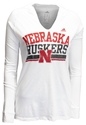 Adidas Nebraska Huskers Iron N Ladies Hooded Tee Nebraska Cornhuskers, Nebraska  Ladies, Huskers  Ladies, Nebraska  Long Sleeve, Huskers  Long Sleeve, Nebraska  Ladies Tops, Huskers  Ladies Tops, Nebraska  Ladies T-Shirts, Huskers  Ladies T-Shirts, Nebraska Adidas Nebraska Huskers Iron N Ladies Hooded Tee, Huskers Adidas Nebraska Huskers Iron N Ladies Hooded Tee