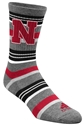Adidas Nebraska Iron N Gray Crew Socks Nebraska Cornhuskers, Nebraska  Mens Accessories, Huskers  Mens Accessories, Nebraska  Ladies Accessories, Huskers  Ladies Accessories, Nebraska  Ladies, Huskers  Ladies, Nebraska  Mens, Huskers  Mens, Nebraska  Mens Underwear & PJ%27s, Huskers  Mens Underwear & PJ%27s, Nebraska  Ladies Underwear & PJ%27s, Huskers  Ladies Underwear & PJ%27s, Nebraska  Footwear, Huskers  Footwear, Nebraska Adidas Nebraska Iron N Gray Crew Socks, Huskers Adidas Nebraska Iron N Gray Crew Socks