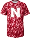 Adidas Nebraska Mark My Words Tee Nebraska Cornhuskers, Nebraska  Youth, Huskers  Youth, Nebraska  Kids, Huskers  Kids, Nebraska Adidas Nebraska Mark My Words Tee, Huskers Adidas Nebraska Mark My Words Tee