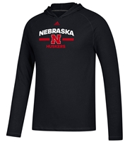 Adidas Nebraska N Huskers Sideline Hooded Ultimate Tee Nebraska Cornhuskers, Nebraska  Mens T-Shirts, Huskers  Mens T-Shirts, Nebraska  Mens, Huskers  Mens, Nebraska  Long Sleeve, Huskers  Long Sleeve, Nebraska Adidas Nebraska N Huskers Sideline Hooded Ultimate Tee, Huskers Adidas Nebraska N Huskers Sideline Hooded Ultimate Tee