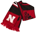 Adidas Nebraska Red Black White Jacquard Scarf Nebraska Cornhuskers, Nebraska  Mens Accessories, Huskers  Mens Accessories, Nebraska  Ladies Accessories, Huskers  Ladies Accessories, Nebraska  Ladies, Huskers  Ladies, Nebraska  Mens, Huskers  Mens, Nebraska Adidas Nebraska Red Black White Jacquard Scarf, Huskers Adidas Nebraska Red Black White Jacquard Scarf