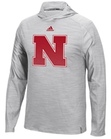 Adidas Nebraska Sideline Gray Training Hooded Jacket Nebraska Cornhuskers, Nebraska  Mens Sweatshirts, Huskers  Mens Sweatshirts, Nebraska  Mens, Huskers  Mens, Nebraska  Hoodies, Huskers  Hoodies, Nebraska  Mens Outerwear, Huskers  Mens Outerwear, Nebraska  Mens, Huskers  Mens, Nebraska Adidas Nebraska Sideline Gray Training Hooded Jacket, Huskers Adidas Nebraska Sideline Gray Training Hooded Jacket