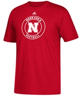 Adidas Nebraska Sports Softball Tee Nebraska Cornhuskers, Nebraska  Mens T-Shirts, Huskers  Mens T-Shirts, Nebraska  Mens, Huskers  Mens, Nebraska  Other Sports, Huskers  Other Sports, Nebraska  Short Sleeve, Huskers  Short Sleeve, Nebraska Adidas Nebraska Sports Softball Tee, Huskers Adidas Nebraska Sports Softball Tee
