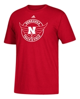 Adidas Nebraska Sports Track N Field Tee Nebraska Cornhuskers, Nebraska  Mens T-Shirts, Huskers  Mens T-Shirts, Nebraska  Mens, Huskers  Mens, Nebraska  Other Sports, Huskers  Other Sports, Nebraska  Short Sleeve, Huskers  Short Sleeve, Nebraska Adidas Nebraska Sports Track N Field Tee, Huskers Adidas Nebraska Sports Track N Field Tee