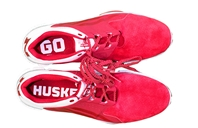 Adidas Nebraska Team Shoe  Nebraska Cornhuskers, husker football, nebraska cornhuskers merchandise, nebraska merchandise, husker merchandise, nebraska cornhuskers apparel, husker apparel, nebraska apparel, husker womens apparel, nebraska cornhuskers womens apparel, nebraska womens apparel, husker womens merchandise, nebraska cornhuskers womens merchandise, womens nebraska accessories, womens husker accessories, womens nebraska cornhusker accessories,Lace Husker Garter