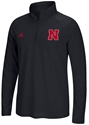 Adidas Nebraska Ultimate Quarter Zip Pullover Nebraska Cornhuskers, Nebraska  Mens Sweatshirts, Huskers  Mens Sweatshirts, Nebraska  Mens, Huskers  Mens, Nebraska  Zippered, Huskers  Zippered, Nebraska  Mens Outerwear, Huskers  Mens Outerwear, Nebraska  Mens, Huskers  Mens, Nebraska Adidas Nebraska Ultimate Quarter Zip Jacket, Huskers Adidas Nebraska Ultimate Quarter Zip Jacket