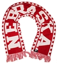 Adidas NebraskaScarlet N Cream Jacquard Scarf Nebraska Cornhuskers, Nebraska  Mens Accessories, Huskers  Mens Accessories, Nebraska  Ladies Accessories, Huskers  Ladies Accessories, Nebraska  Ladies, Huskers  Ladies, Nebraska  Mens, Huskers  Mens, Nebraska Adidas NebraskaScarlet N Cream Jacquard Scarf, Huskers Adidas NebraskaScarlet N Cream Jacquard Scarf