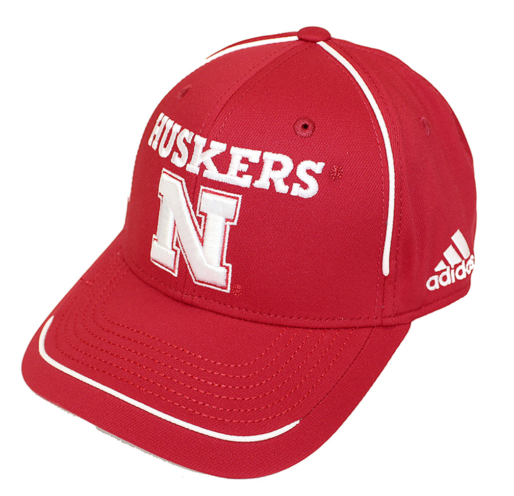 df6ddb06dc950 Adidas Red Hatted Huskers N Lid - HT-A5132 ...