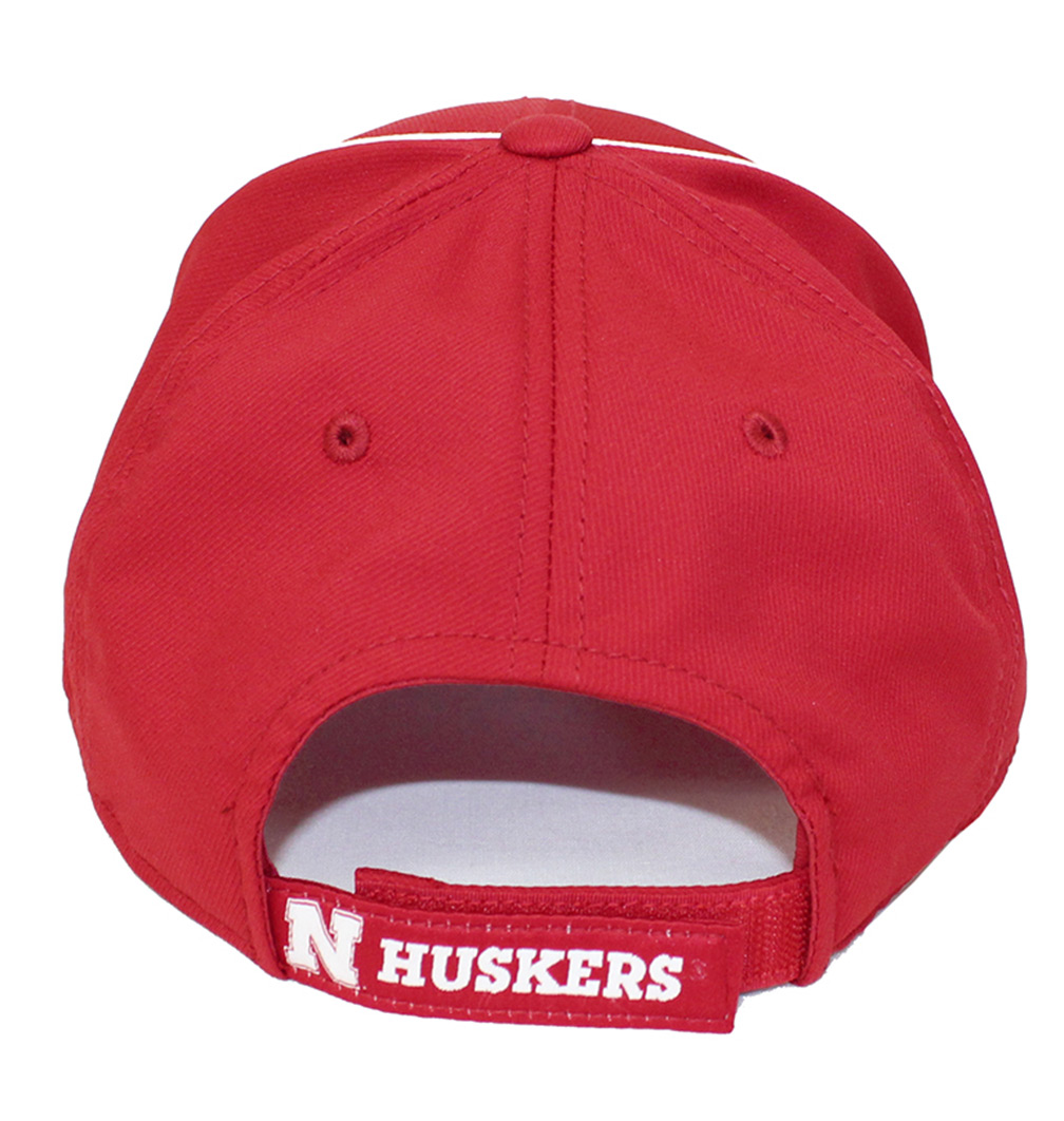 7fded5bc25603 ... Adidas Red Hatted Huskers N Lid - HT-A5132
