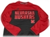 Adidas Red N Black Shock Energy Long Sleeve Performance Crew - AP-82007