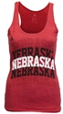 Adidas Red Over and Over Tank Nebraska Cornhuskers, Nebraska  Ladies Tops, Huskers  Ladies Tops, Nebraska  Tank Tops , Huskers  Tank Tops , Nebraska Adidas Red Over and Over Tank, Huskers Adidas Red Over and Over Tank
