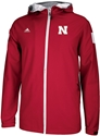 Adidas Red Sideline Full Zip Jacket Nebraska Cornhuskers, Nebraska  Mens Outerwear, Huskers  Mens Outerwear, Nebraska  Mens, Huskers  Mens, Nebraska  Zippered , Huskers  Zippered , Nebraska Adidas Red Sideline Full Zip Jacket, Huskers Adidas Red Sideline Full Zip Jacket
