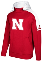 Adidas Official Husker Sideline Player Red Hoody Nebraska Cornhuskers, Nebraska  Mens Sweatshirts, Huskers  Mens Sweatshirts, Nebraska  Mens, Huskers  Mens, Nebraska  Hoodies, Huskers  Hoodies, Nebraska Adidas Red Sideline Player Hoody, Huskers Adidas Red Sideline Player Hoody