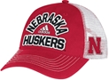 Adidas Red Slouch Adjustable Meshback Hat Nebraska Cornhuskers, Nebraska  Mens Hats, Huskers  Mens Hats, Nebraska  Mens Hats, Huskers  Mens Hats, Nebraska Adidas Slouch Adjustable Meshback Hat, Huskers Adidas Slouch Adjustable Meshback Hat