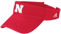 Adidas Red Visor Nebraska Cornhuskers, Nebraska  Mens Hats, Huskers  Mens Hats, Nebraska  Mens Hats, Huskers  Mens Hats, Nebraska  Ladies Hats, Huskers  Ladies Hats, Nebraska  Ladies Hats, Huskers  Ladies Hats, Nebraska Adidas Basic Visor, Huskers Adidas Basic Visor