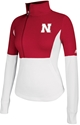 Adidas Red Womens 1/2 Zip Nebraska Cornhuskers, Nebraska  Ladies Sweatshirts, Huskers  Ladies Sweatshirts, Nebraska  Zippered, Huskers  Zippered, Nebraska  Ladies, Huskers  Ladies, Nebraska Adidas Red Womens 1/2 Zip , Huskers Adidas Red Womens 1/2 Zip