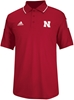 2014 Adidas Red Sideline Coaches Polo - AP-73067