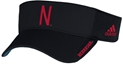 "Adidas Skinny ""N"" Black Visor Nebraska Cornhuskers, Nebraska  Mens Hats, Huskers  Mens Hats, Nebraska  Mens Hats, Huskers  Mens Hats, Nebraska  Ladies Hats, Huskers  Ladies Hats, Nebraska  Ladies Hats, Huskers  Ladies Hats, Nebraska Adidas Skinny N Black Visor, Huskers Adidas Skinny N Black Visor"