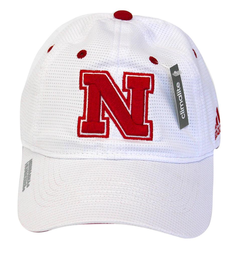 7696fbcb06aa8 Adidas Spring Game Nebraska N Sideline Slouch Cap