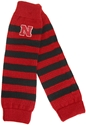 Adidas Striped Legwarmer Nebraska Cornhuskers, Nebraska  Ladies, Huskers  Ladies, Nebraska  Ladies Outerwear, Huskers  Ladies Outerwear, Nebraska  Shorts, Pants & Skirts, Huskers  Shorts, Pants & Skirts, Nebraska Adidas Striped Legwarmer, Huskers Adidas Striped Legwarmer