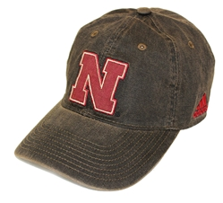 Adidas Washed Big Red N Hat Nebraska Cornhuskers, Nebraska  Mens Hats, Huskers  Mens Hats, Nebraska  Mens Hats , Huskers  Mens Hats , Nebraska Adidas Washed Big Red N Hat, Huskers Adidas Washed Big Red N Hat