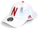 Adidas White Skinny N Adjustable Slouch Nebraska Cornhuskers, Nebraska  Mens Hats, Huskers  Mens Hats, Nebraska  Mens Hats, Huskers  Mens Hats, Nebraska Adidas White Skinny N Adjustable Slouch, Huskers Adidas White Skinny N Adjustable Slouch