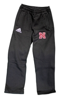 Adidas Youth Nebraska N Fleece Pant Nebraska Cornhuskers, Nebraska  Youth, Huskers  Youth, Nebraska Shorts & Pants, Huskers Shorts & Pants, Nebraska Adidas Youth Nebraska N Fleece Pant, Huskers Adidas Youth Nebraska N Fleece Pant