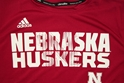 Adidas Youth Red Sideline Razor S/S Climalite Nebraska Cornhuskers, Nebraska  Youth, Huskers  Youth, Nebraska  Kids, Huskers  Kids, Nebraska Adidas Youth Red Sideline Razor S/S Climalite, Huskers Adidas Youth Red Sideline Razor S/S Climalite