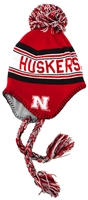 Adidas Youth Tassle Knit Nebraska Pom Nebraska Cornhuskers, Nebraska  Youth, Huskers  Youth, Nebraska  Kids, Huskers  Kids, Nebraska Adidas Youth Tassle Knit Nebraska Pom, Huskers Adidas Youth Tassle Knit Nebraska Pom