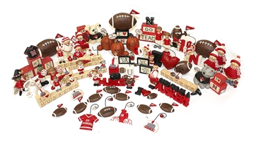 All Blossom Bucket Figurines and Pieces Nebraska Cornhuskers, Nebraska  Game Room & Big Red Room, Huskers  Game Room & Big Red Room, Nebraska  Office Den & Entry, Huskers  Office Den & Entry, Nebraska  Holiday Items, Huskers  Holiday Items, Nebraska  Bedroom & Bathroom, Huskers  Bedroom & Bathroom, Nebraska  Kitchen & Glassware, Huskers  Kitchen & Glassware, Nebraska All 32 Blossom Bucket Figurines & Pieces, Huskers All 32 Blossom Bucket Figurines & Pieces