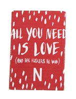 All You Need Huskers Fridge Magnet Nebraska Cornhuskers, Nebraska Stickers Decals & Magnets, Huskers Stickers Decals & Magnets, Nebraska All You Need Magnet 2x3, Huskers All You Need Magnet 2x3