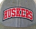 Arch Huskers Legacy Trucker - HT-B7716