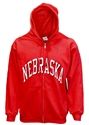 Arch Nebraska Full Zip Hood Nebraska Cornhuskers, Nebraska  Mens Sweatshirts, Huskers  Mens Sweatshirts, Nebraska  Mens, Huskers  Mens, Nebraska  Hoodies, Huskers  Hoodies, Nebraska  Zippered, Huskers  Zippered, Nebraska Arch Nebraska Full Zip Hood  , Huskers Arch Nebraska Full Zip Hood