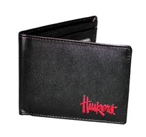 Bifold Leather Huskers Wallet Nebraska Cornhuskers, Nebraska  Mens Accessories, Huskers  Mens Accessories, Nebraska  Mens, Huskers  Mens, Nebraska  Bags Purses & Wallets, Huskers  Bags Purses & Wallets, Nebraska Bifold Leather Huskers Wallet, Huskers Bifold Leather Huskers Wallet