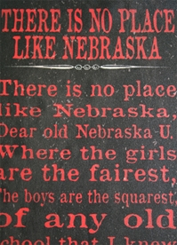 Big Banner-fight song Nebraska Cornhuskers, Nebraska Collectibles, Huskers Collectibles, Nebraska  Game Room & Big Red Room, Huskers  Game Room & Big Red Room, Nebraska  Office Den & Entry, Huskers  Office Den & Entry, Nebraska  Prints & Posters, Huskers  Prints & Posters, Nebraska Big Banner-fight song, Huskers Big Banner-fight song
