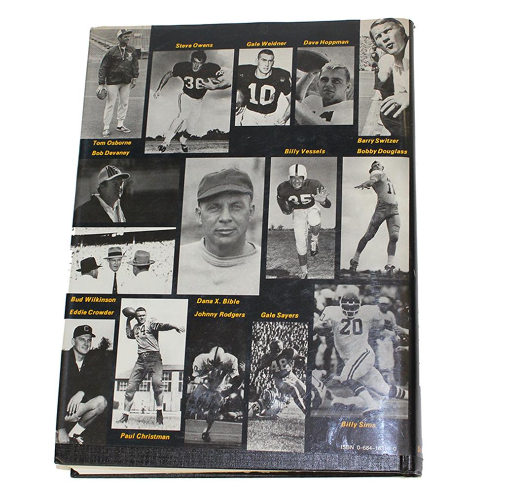 ficial 1976 Big Eight Football Preview Magazine