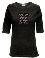 Black Chevron N Bling Tee Nebraska Cornhuskers, Nebraska  Ladies, Huskers  Ladies, Nebraska  Ladies T-Shirts, Huskers  Ladies T-Shirts, Nebraska Black Chevron N Bling Tee, Huskers Black Chevron N Bling Tee