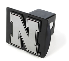 Black Chrome Iron N Hitchcover Nebraska Cornhuskers, husker football, nebraska cornhuskers merchandise, husker merchandise, nebraska merchandise, nebraska cornhuskers vehicle items, husker car stuff, nebraska vehicle items, husker vehicle items, husker auto accessories, nebraska cornhuskers auto accessories, nebraska car accessories, husker car accessories, nebraska cornhuskers car accessories, nebraska cornhuskers truck accessories, husker truck accessories, nebraska truck accessories, Black Chrome Iron N Hitch Cover