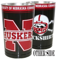Black Husker/Blackshrt Wastebasket Nebraska Cornhuskers, Nebraska  Game Room, Huskers  Game Room, Nebraska  Office Den & Entry, Huskers  Office Den & Entry, Nebraska  Bedroom & Bathroom, Huskers  Bedroom & Bathroom, Nebraska Blackshirts, Huskers Blackshirts, Nebraska Black Husker/Blackshrt Wastebasket, Huskers Black Husker/Blackshrt Wastebasket