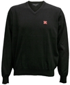 Black V-Neck Mens Sweater Nebraska Cornhuskers, Nebraska  Mens Sweatshirts, Huskers  Mens Sweatshirts, Nebraska  Mens, Huskers  Mens, Nebraska Black V Neck Mens Husker Sweater, Huskers Black V Neck Mens Husker Sweater