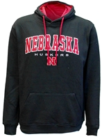 Nebraska Night Zone Pullover Fleece Hoodie Nebraska Cornhuskers, Nebraska  Mens Sweatshirts, Huskers  Mens Sweatshirts, Nebraska  Mens, Huskers  Mens, Nebraska  Hoodies, Huskers  Hoodies, Nebraska Black Zone 3 Pullover Fleece Hoodie Col, Huskers Black Zone 3 Pullover Fleece Hoodie Col