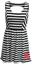 Black and White PeekABoo Dress Nebraska Cornhuskers, Nebraska  Ladies Tops, Huskers  Ladies Tops, Nebraska  Shorts, Pants & Skirts , Huskers  Shorts, Pants & Skirts , Nebraska Black and White PeekABoo Dress, Huskers Black and White PeekABoo Dress