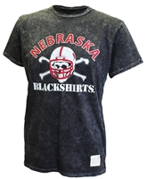 Blackshirts Retro Mineral Washed Tee Nebraska Cornhuskers, Nebraska  Mens T-Shirts, Huskers  Mens T-Shirts, Nebraska  Mens, Huskers  Mens, Nebraska Blackshirts, Huskers Blackshirts, Nebraska  Short Sleeve, Huskers  Short Sleeve, Nebraska Black Mineral Wash SS Blackshirts Tee, Huskers Black Mineral Wash SS Blackshirts Tee