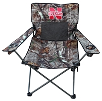 Realtree N Huskers Tailgate Chair Nebraska Cornhuskers, Nebraska  Tailgating, Huskers  Tailgating, Nebraska  Patio, Lawn & Garden, Huskers  Patio, Lawn & Garden, Nebraska Camo, Huskers Camo, Nebraska Camo Realtree Tailgate Chair Rivalry, Huskers Camo Realtree Tailgate Chair Rivalry