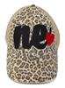 Cheetah Heart NE Cap - HT-96998