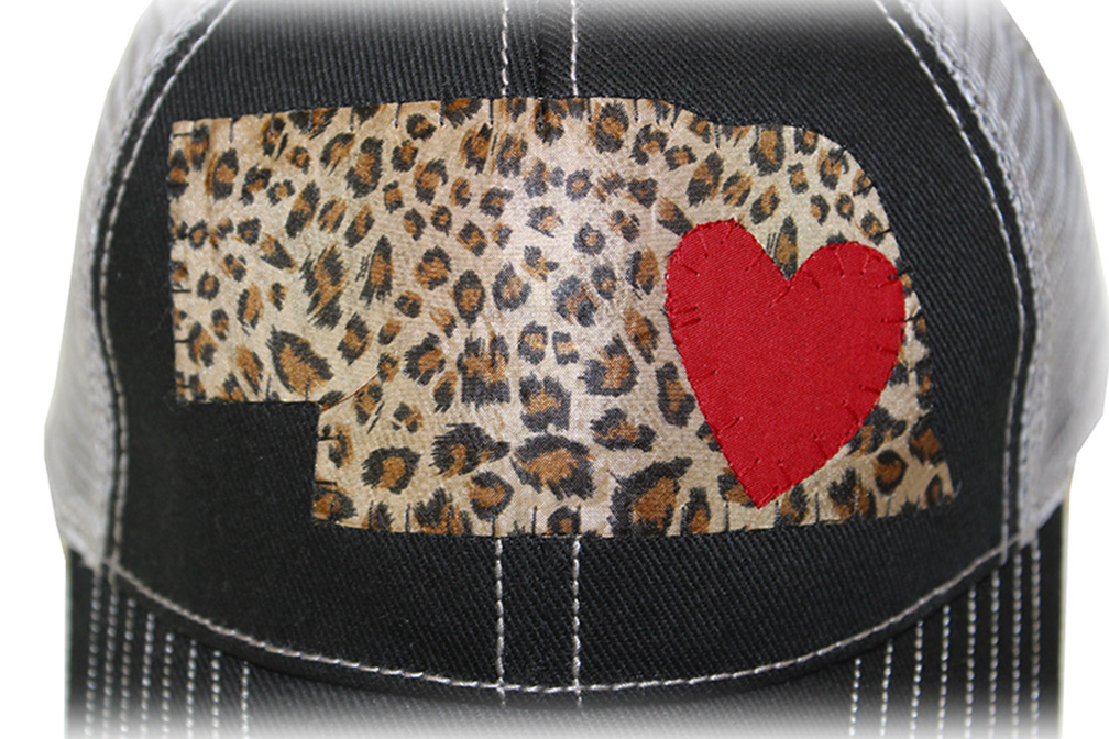 Cheetah Nebraska State Hat - HT-96999